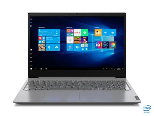 """Lenovo V V15 DDR4-SDRAM Computer portatile 39,6 cm (15.6"""") 1920 x 1080 Pixel Intel® Core™ i3 di decima generazione 8 GB 256 GB SSD Wi-Fi 5 (802.11ac) Windows 10 Pro Grigio"""