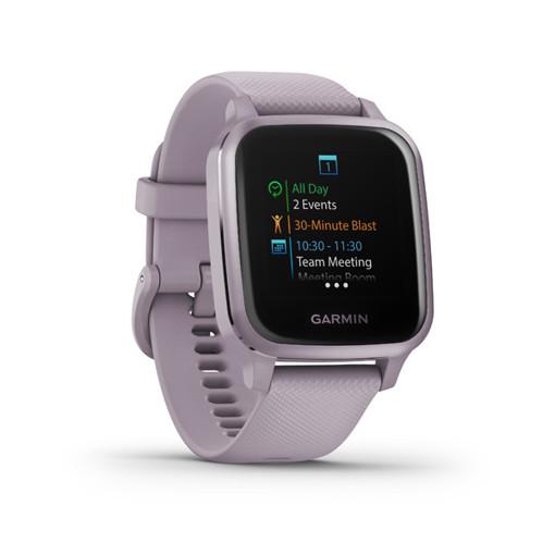 """Garmin Venu SQ 3,3 cm (1.3"""") LCD Porpora GPS (satellitare)"""