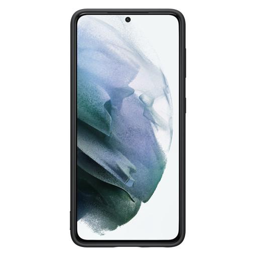 Samsung Galaxy S21 5G Silicone cover in silicone morbido