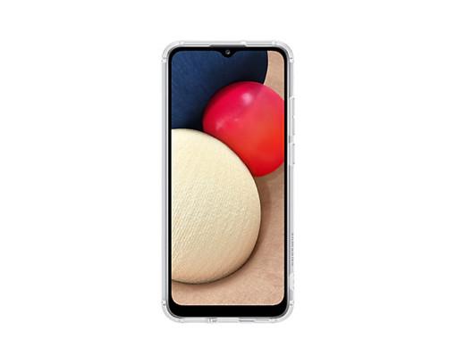 "Samsung EF-QA026TTEGEU custodia per cellulare 16,5 cm (6.5"") Cover Trasparente"