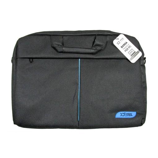 """XD XDKL0803 borsa per notebook 39,6 cm (15.6"""") Valigetta ventiquattrore Nero"""