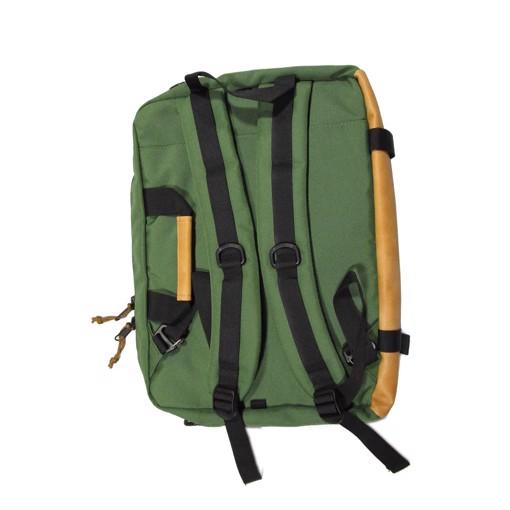 """XD XDKL1340 borsa per notebook 39,6 cm (15.6"""") Zaino Verde, Giallo"""