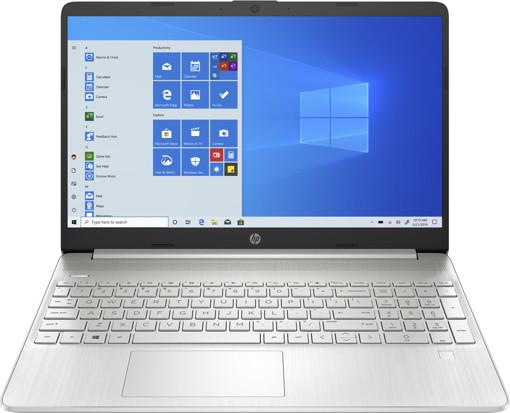 """HP 15s-eq1075nl DDR4-SDRAM Computer portatile 39,6 cm (15.6"""") 1920 x 1080 Pixel AMD Ryzen 5 8 GB 256 GB SSD Wi-Fi 5 (802.11ac) Windows 10 Home Argento"""