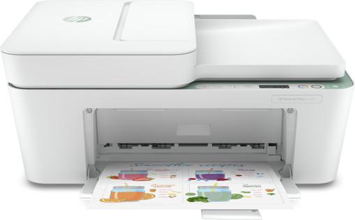 HP DeskJet Plus 4122 Getto termico d'inchiostro A4 4800 x 1200 DPI 8,5 ppm Wi-Fi