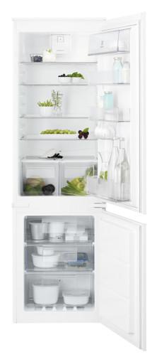 Electrolux ENT6TE18S frigorifero con congelatore Da incasso 254 L E Bianco