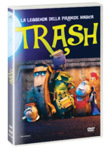 Eagle Pictures Trash DVD ITA