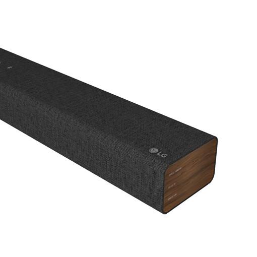 LG SP2.CEUSLLK altoparlante soundbar Grigio 2.1 canali 100 W