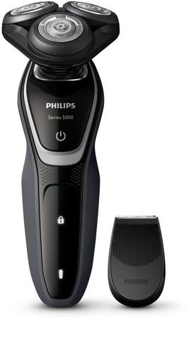 Philips 5000 series Rasoio elettrico per rasatura a secco con sistema MultiPrecision