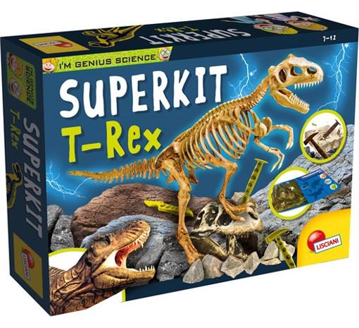 Lisciani I'm a genius super kit T-Rex
