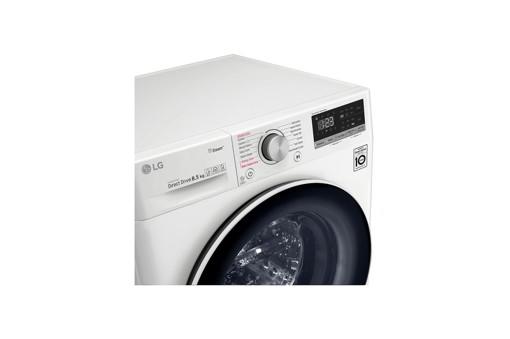 LG F2WV5S8S0E lavatrice Libera installazione Caricamento frontale 8,5 kg 1400 Giri/min C Bianco