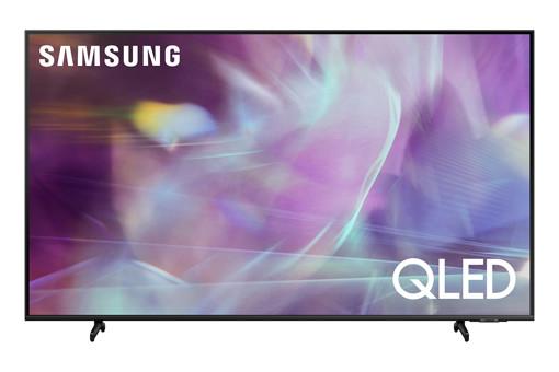 """Samsung Series 6 TV QLED 4K 50"""" QE50Q60A Smart TV Wi-Fi Black 2021"""