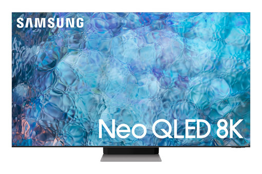 "Samsung Series 9 TV Neo QLED 8K 65"" QE65QN900A Smart TV Wi-Fi Stainless Steel 2021"