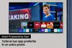 """Samsung Series 8 TV Crystal UHD 4K 55"""" UE55AU8070 Smart TV Wi-Fi Black 2021"""