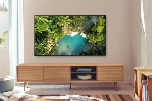 """Samsung Series 9 TV Crystal UHD 4K 65"""" UE65AU9070 Smart TV Wi-Fi Black 2021"""