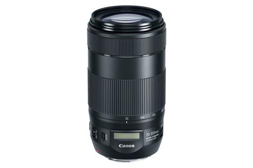 Canon EF 70-300mm f/4-5.6 IS II USM MILC Teleobiettivo zoom Nero