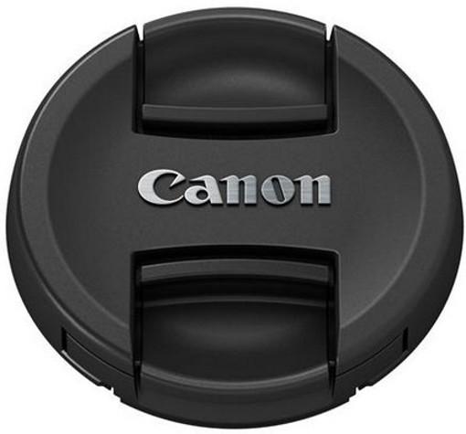 Canon 0576C001 tappo per obiettivo Fotocamera 4,9 cm Nero