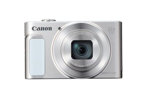"Canon PowerShot SX620 HS 1/2.3"" Fotocamera compatta 20,2 MP CMOS 5184 x 3888 Pixel Bianco"