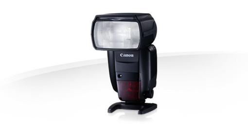 Canon Speedlite 600EX II-RT Flash slave Nero