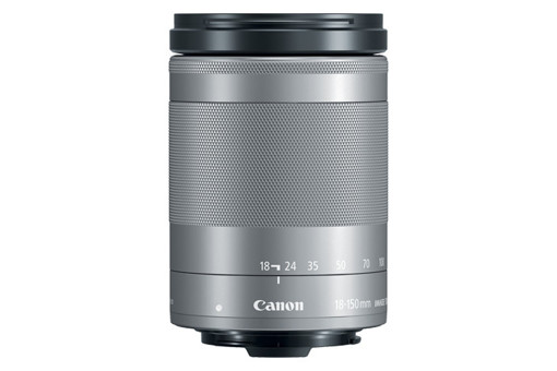 Canon EF-M 18-150mm f/3.5-6.3 IS STM MILC Argento