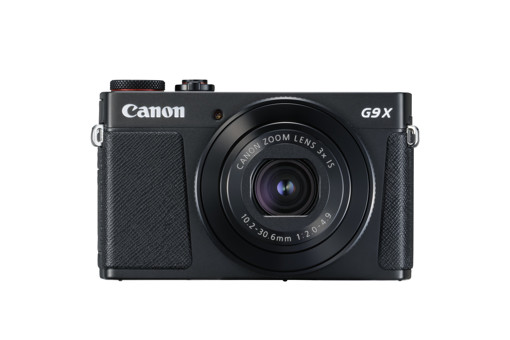 "Canon PowerShot G9 X Mark II 1"" Fotocamera compatta 20,1 MP CMOS 5472 x 3648 Pixel Nero"