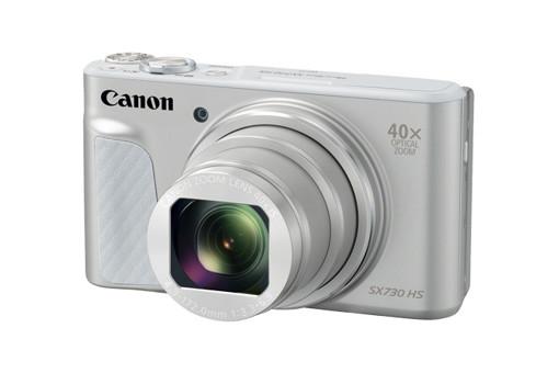 "Canon PowerShot SX730 HS 1/2.3"" Fotocamera compatta 20,3 MP CMOS 5184 x 3888 Pixel Argento"