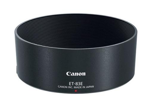 Canon ET-83E Rotondo Nero