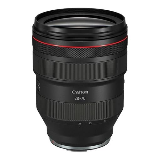Canon RF 28-70mm f/2L USM MILC Nero