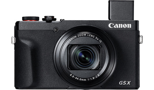 Canon PowerShot G5 X Mark II Fotocamera compatta 20,1 MP CMOS 5472 x 3648 Pixel Nero