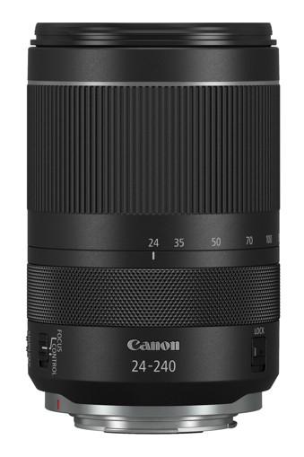 Canon RF 24-240mm F4-6.3 IS USM MILC Obiettivi con zoom standard Nero
