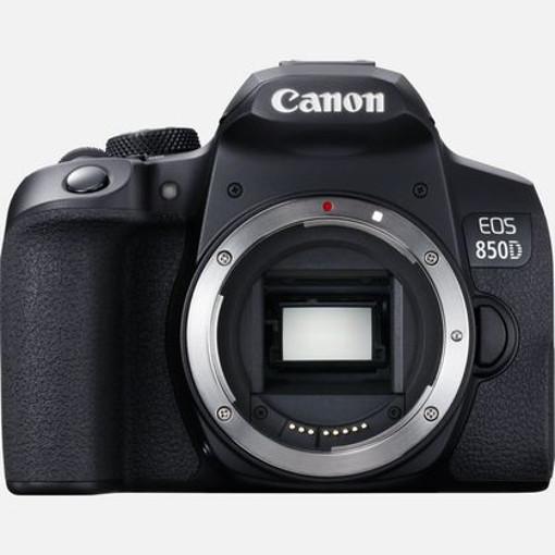 Canon EOS 850D Corpo della fotocamera SLR 24,1 MP CMOS 6000 x 4000 Pixel Nero