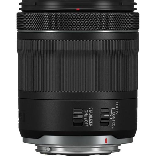 Canon RF 24-105mm F4-7.1 IS STM MILC Obiettivi standard Nero