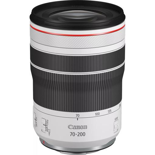 Canon RF 70-200mm F4L IS USM MILC/SRL Teleobiettivo zoom Bianco