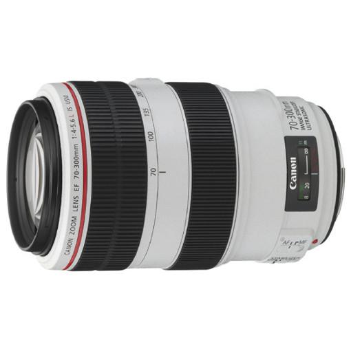 Canon 4426B001 SLR Teleobiettivo Nero, Bianco