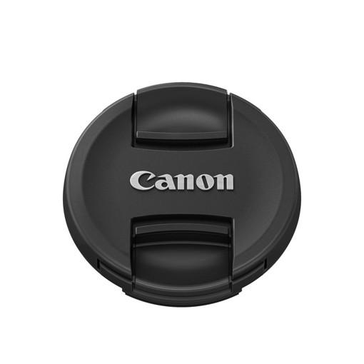 Canon E-58 II tappo per obiettivo 5,8 cm Nero