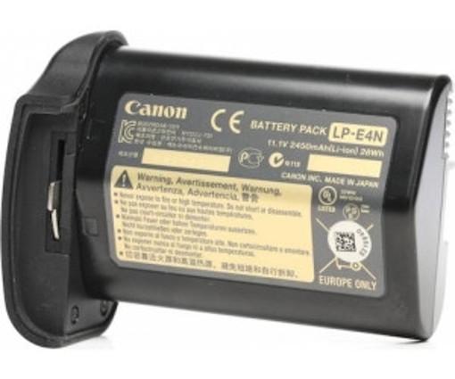 Canon LP-E4N Ioni di Litio 2450 mAh