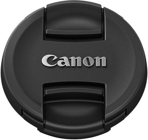 Canon E-52II tappo per obiettivo Nero