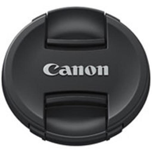 Canon E-77 II tappo per obiettivo Nero