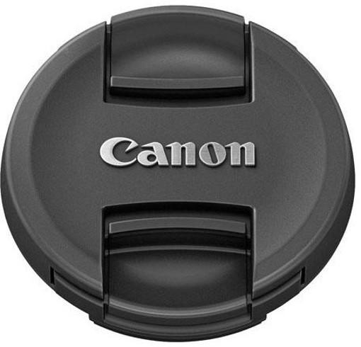 Canon E-72 II tappo per obiettivo 7,2 cm Nero