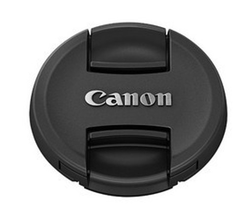 Canon E-55 tappo per obiettivo Fotocamera 5,5 cm Nero