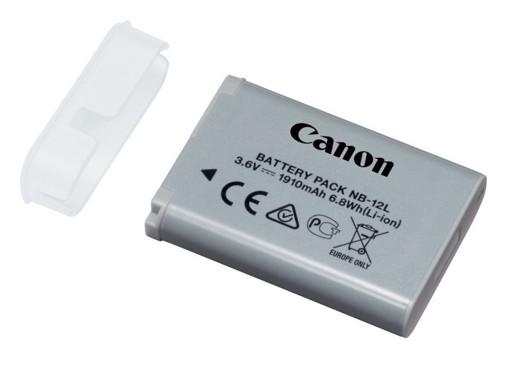 Canon NB-12L Ioni di Litio