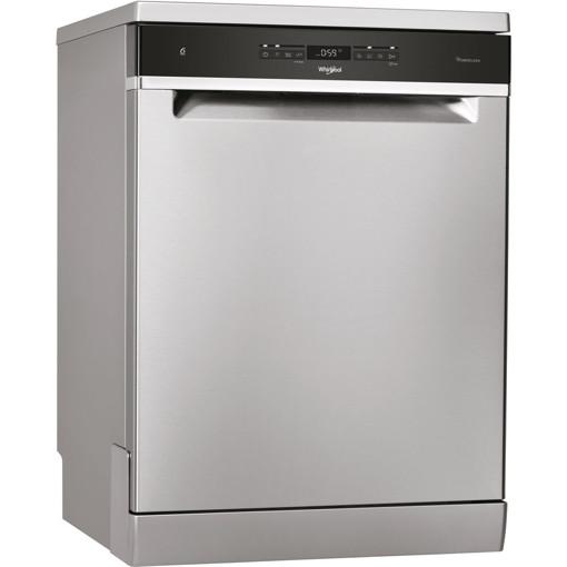 Whirlpool WFO 3O41 PL X lavastoviglie Libera installazione 14 coperti C