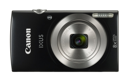 """Canon Digital IXUS 185 1/2.3"""" Fotocamera compatta 20 MP CCD 5152 x 3864 Pixel Nero"""