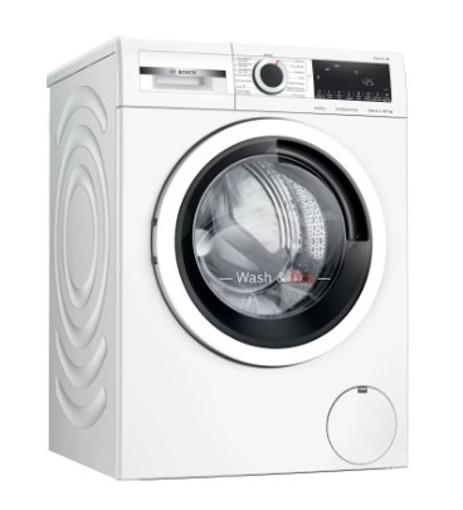 Bosch Serie 4 WNA13400IT lavasciuga Libera installazione Caricamento frontale Bianco E