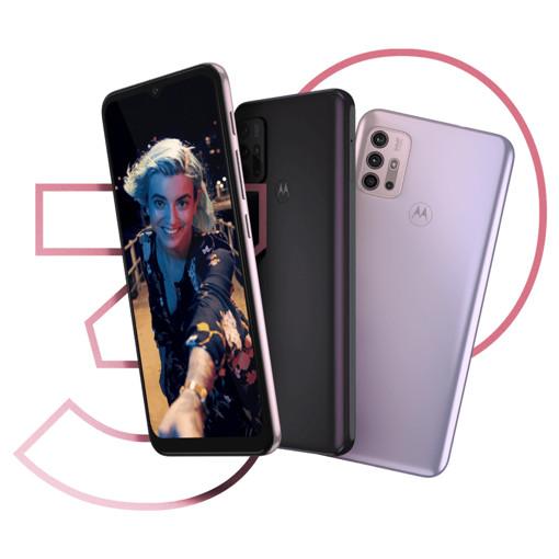 "Motorola moto g30 16,5 cm (6.5"") Doppia SIM Android 11 4G USB tipo-C 6 GB 128 GB 5000 mAh Nero"