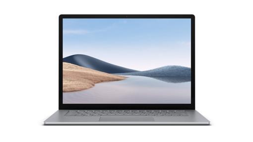"Microsoft Surface Laptop 4 LPDDR4x-SDRAM Computer portatile 34,3 cm (13.5"") 2256 x 1504 Pixel Touch screen AMD Ryzen 5 PRO 8 GB 256 GB SSD Wi-Fi 6 (802.11ax) Windows 10 Home Platino"