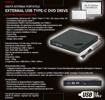 XD XDED24 lettore di disco ottico DVD-RW Nero