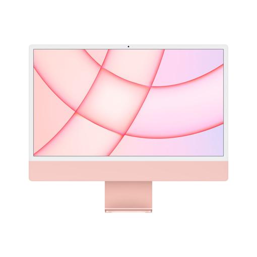 """Apple iMac 24"""" con display Retina 4.5K (Chip M1 con GPU 8-core, 512GB SSD) - Rosa (2021)"""