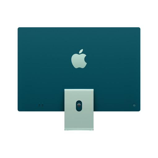 """Apple iMac 24"""" con display Retina 4.5K (Chip M1 con GPU 7-core, 256GB SSD) - Verde (2021)"""