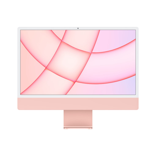 "Apple iMac 24"" con display Retina 4.5K (Chip M1 con GPU 7-core, 256GB SSD) - Rosa (2021)"