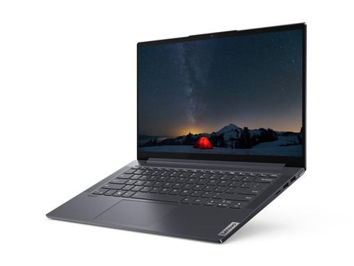 "Lenovo Yoga Slim 7 LPDDR4x-SDRAM Computer portatile 35,6 cm (14"") 1920 x 1080 Pixel AMD Ryzen 7 16 GB 1000 GB SSD Wi-Fi 6 (802.11ax) Windows 10 Home Grigio"